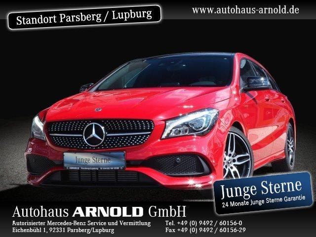Mercedes-Benz CLA Shooting Brake 4M AMG Line Night LED PSD BC, Jahr 2019, Benzin