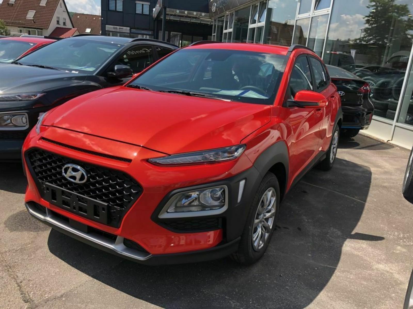 Hyundai Kona 1.0 T-GDI Select, Jahr 2018, Benzin