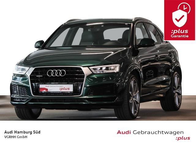 Audi Q3 2.0 TDI qu. S tronic 3xS LINE/LM20//NAVI/LED/KAMERA, Jahr 2018, Diesel