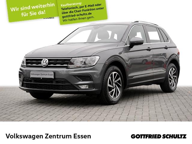 Volkswagen Tiguan Join 1.4 TSI Navi ACC SHZ Alu PDC Bluetooth, Jahr 2018, Benzin