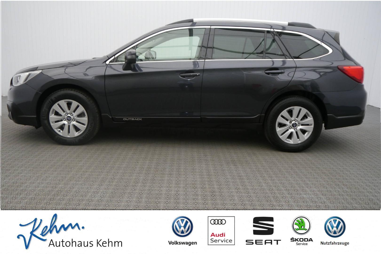 Subaru Outback 2 0l D LED+NAVI+AHK+GSD, Jahr 2015, diesel