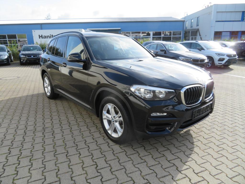 BMW X3 xDrive 20 d M Sport*Navi*HiFi*Standheizung*, Jahr 2018, Diesel