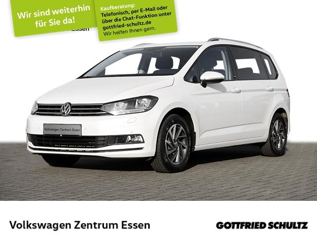 Volkswagen Touran 1,4 TSI DSG 7-Sitzer Navi SHZ ACC Bluetooth, Jahr 2018, Benzin