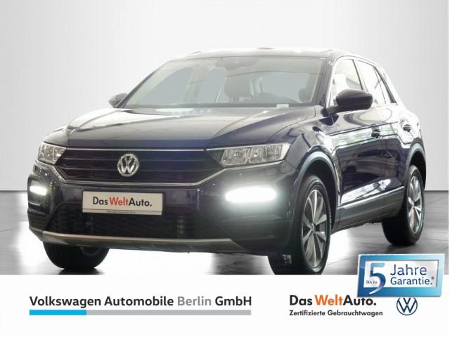 Volkswagen T-Roc 2.0TDI DSG Style NAVI P-DACH LEDER, Jahr 2020, Diesel