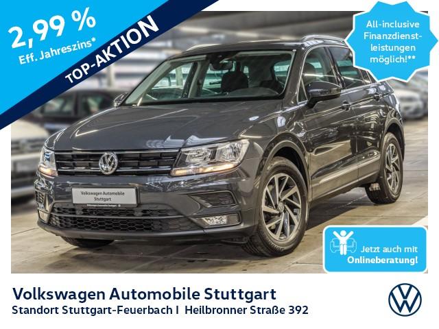 Volkswagen Tiguan 1.4 TSI Comfortline Navi Tempomat, Jahr 2017, Benzin