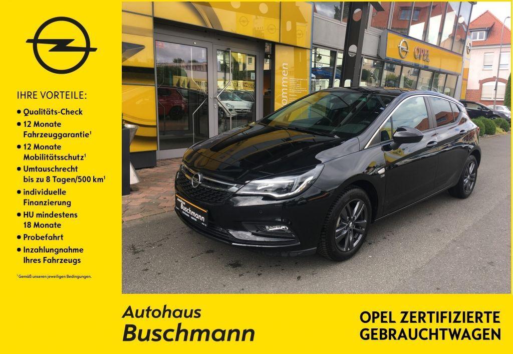 Opel Astra 1.0 Turbo 120 Jahre, Jahr 2019, Benzin