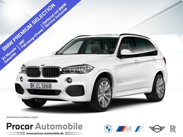 BMW X5 xDrive30d M Sport Special Edition HUD Pano, Jahr 2018, Diesel