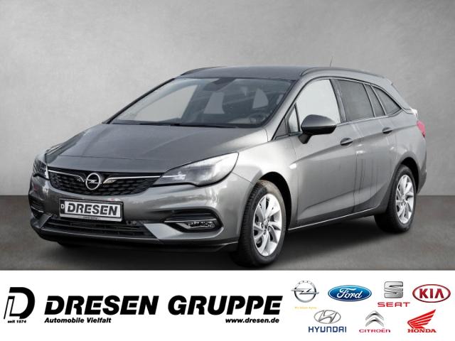 Opel Astra K Sports Tourer Edition Start Stop 1.4 Turbo EU6d/Navi/Allwetterreifen, Jahr 2021, Benzin