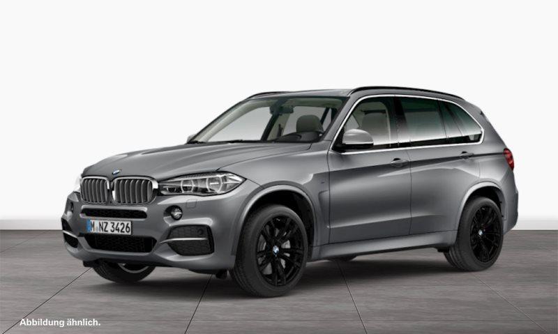 BMW X5 M50d Sportpaket Head-Up HiFi LED Spurwarng., Jahr 2017, Diesel