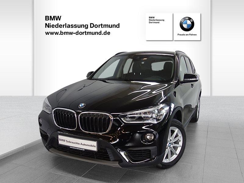 BMW X1 sDrive18d Advantage, Jahr 2017, Diesel