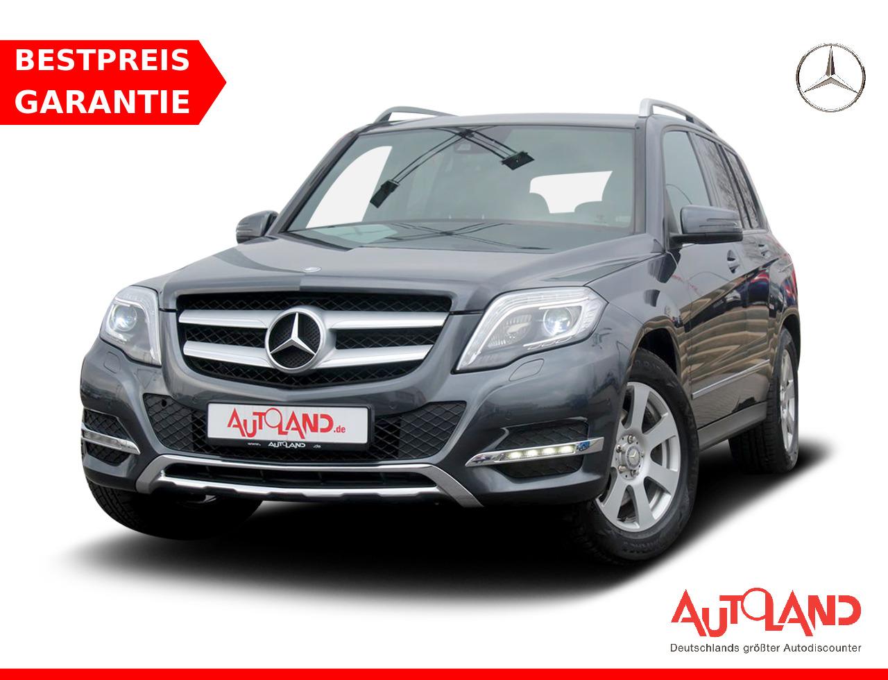 Mercedes-Benz GLK 220, Jahr 2014, Diesel