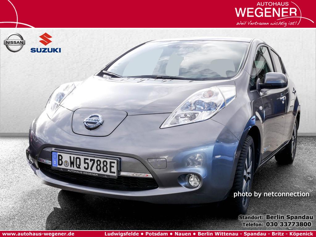 Nissan Leaf Tekna, Jahr 2016, Elektro