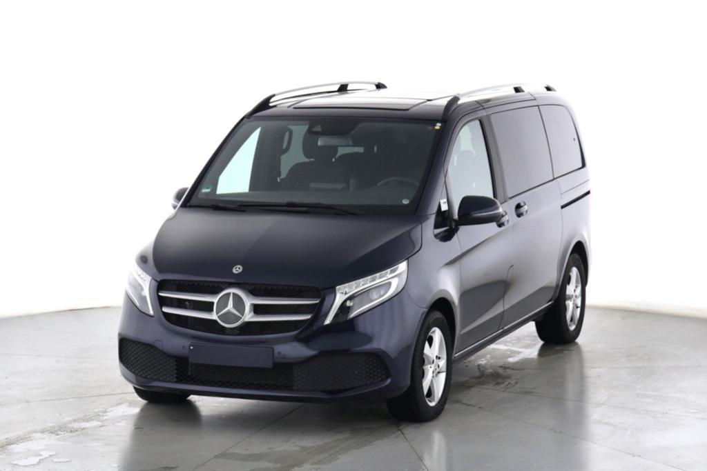 Mercedes-Benz V 300 d kompakt Command*AHK*LED*DAB+*Abstandstem, Jahr 2020, Diesel
