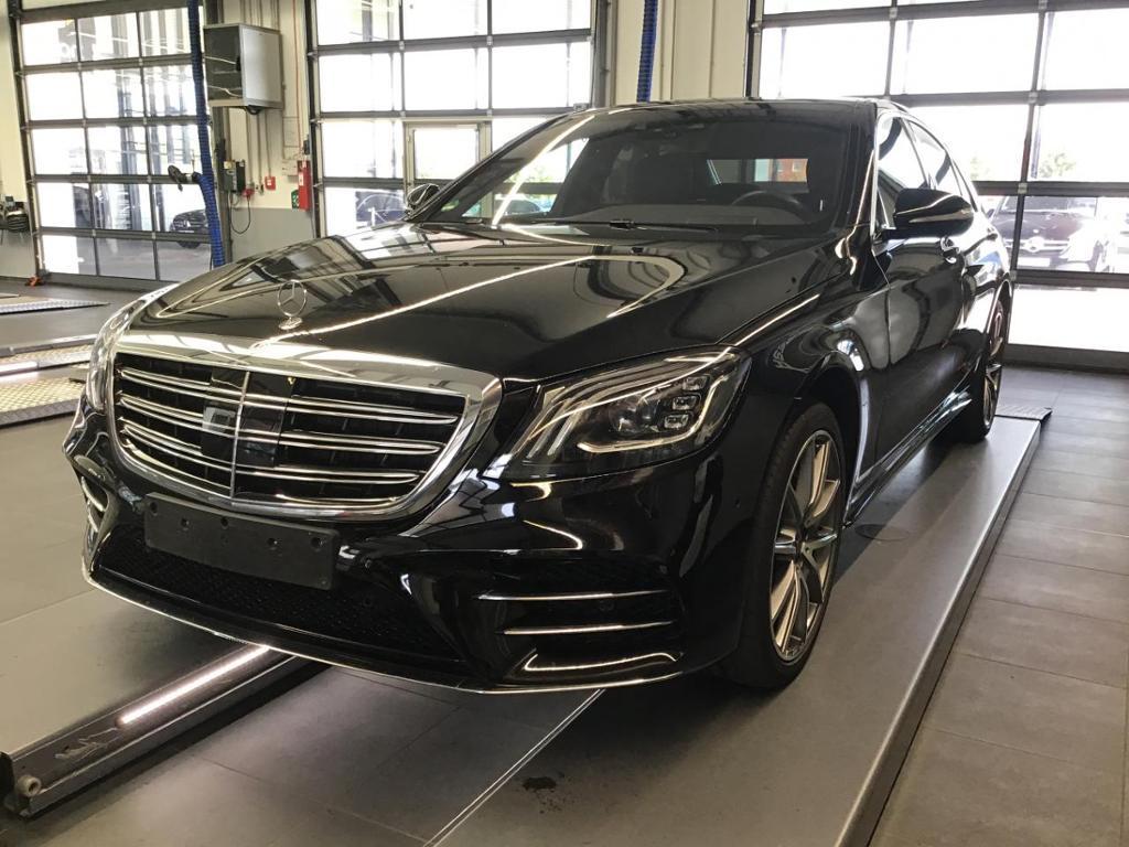 Mercedes-Benz S 400 d 4M AMG Distronic Comand HUD Pano. 360°, Jahr 2017, diesel