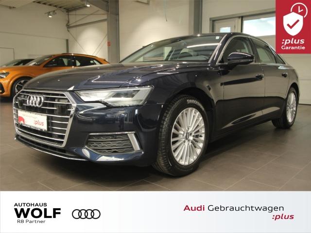 Audi A6 Limousine 35 TDI design LED Navi ACC Kamera, Jahr 2020, Diesel