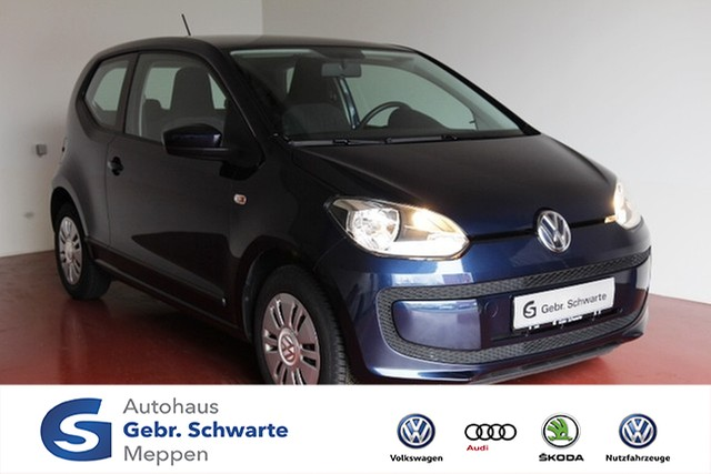Volkswagen up! 1.0 move up! Klimaanlage, Jahr 2014, Benzin