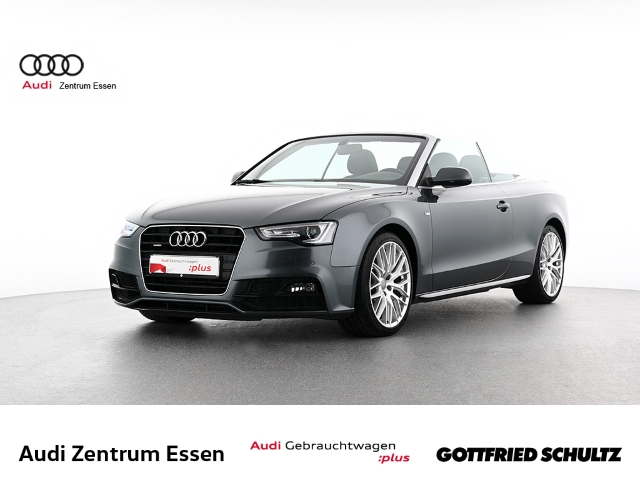 Audi A5 Cabriolet 2.0 TDI quattro SPORT EDITION PLUS NAV SHZ PDC FSE MUFU, Jahr 2017, Diesel