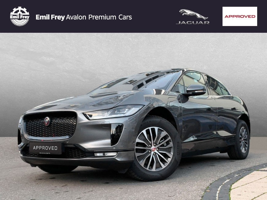 Jaguar I-Pace EV400 AWD SE *ACC*Black-Pack*20Zoll*HuD*, Jahr 2018, electric