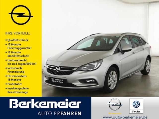Opel Astra ST 1.6 Sitzheiz/Parkpilot/Klimaautomatik, Jahr 2018, Diesel