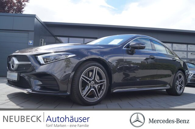 Mercedes-Benz CLS 450 4M AMG Line Burm/SHD/Sport-AbGas/Distron, Jahr 2020, Benzin