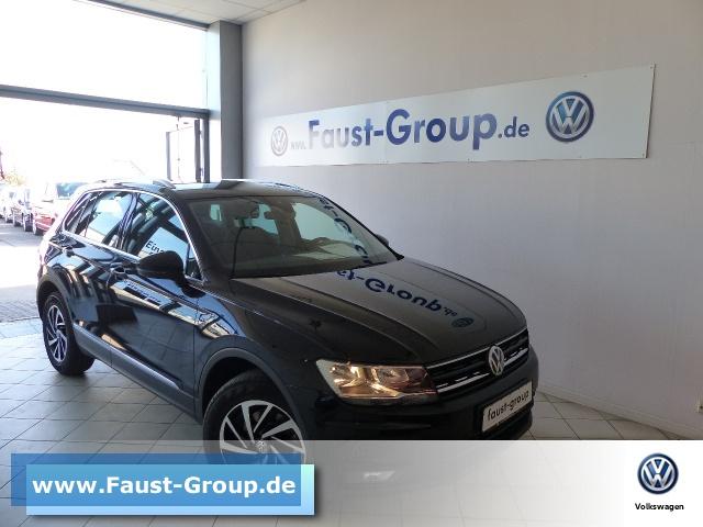 Volkswagen Tiguan JOIN UPE 41500 EUR Gar-03/24 nur 50km NAVI, Jahr 2019, Diesel