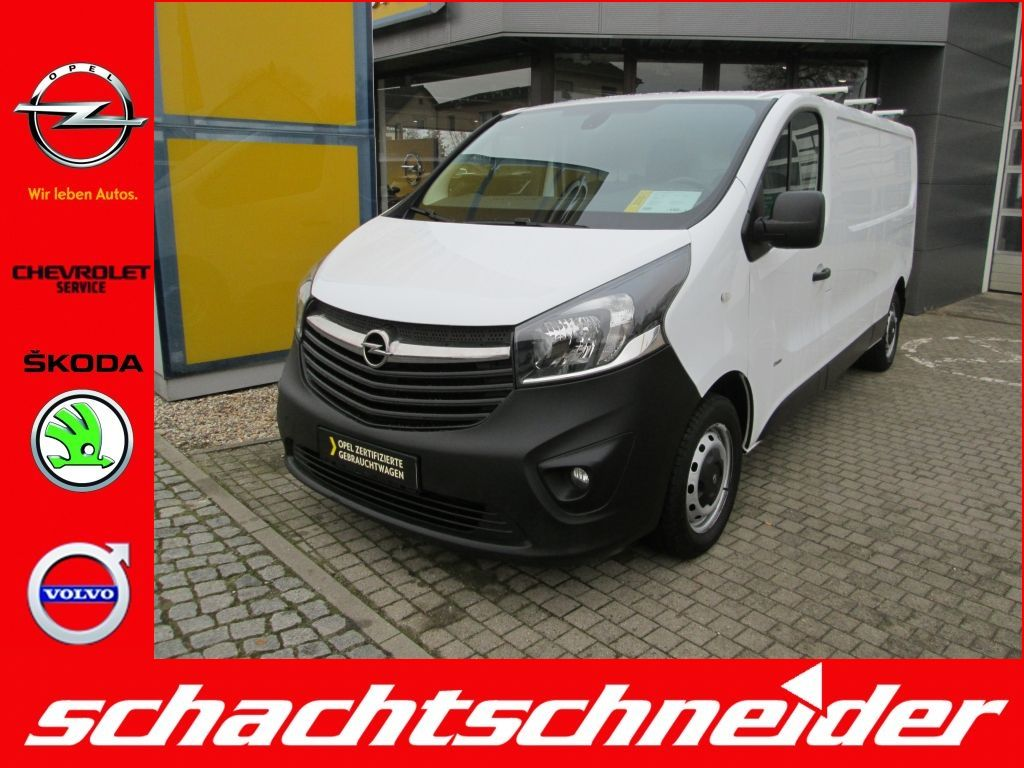 Opel Vivaro 1.6 CDTI L2H1+Standheizung+PDC+Tempomat+, Jahr 2016, Diesel