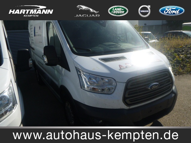 Ford Transit FT 330 2.2 TDCi DPF 330 L2 Trend Euro5 AHK, Jahr 2015, Diesel