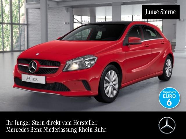 Mercedes-Benz A 200 d Style Stdhzg Pano Navi PTS 7G-DCT Temp, Jahr 2016, Diesel