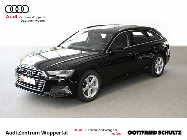Audi A6 AVANT 40TDI ACC AHK VIRTUAL CONNECT NAV LED PDC DRIVE SELECT 18ZOLL Sport, Jahr 2020, Diesel