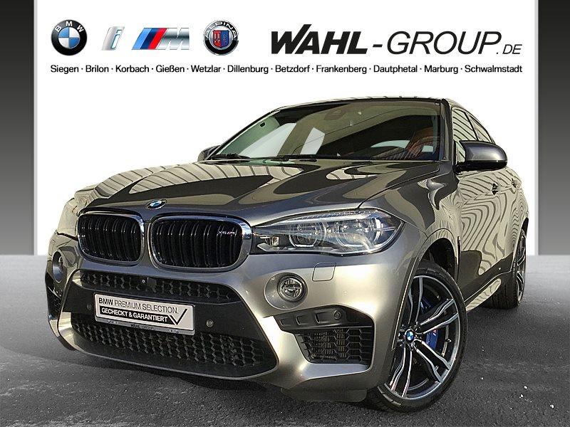 BMW X6 M M Drivers P. Head-Up HK HiFi DAB LED GSD, Jahr 2016, petrol