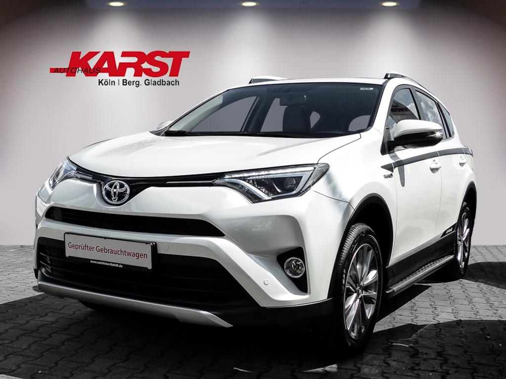 Toyota RAV 4 2.5 4x2 Hybrid Executive Navi Leder JBL, Jahr 2016, Hybrid
