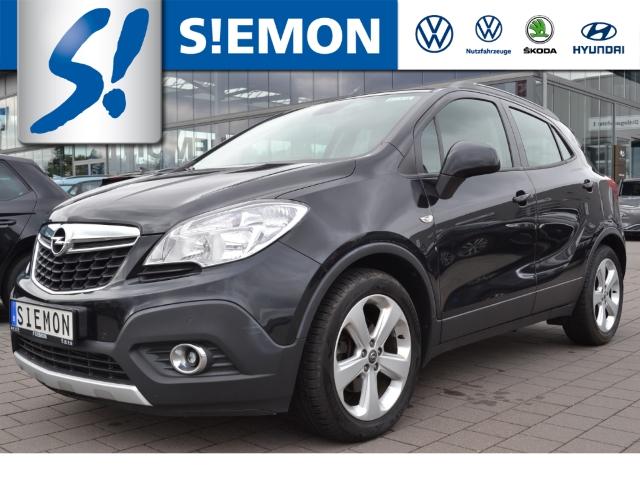 Opel Mokka 1.7 CDTI Edition Automtik PDC v+h R-Cam Klima SHZ Tempo, Jahr 2014, Diesel