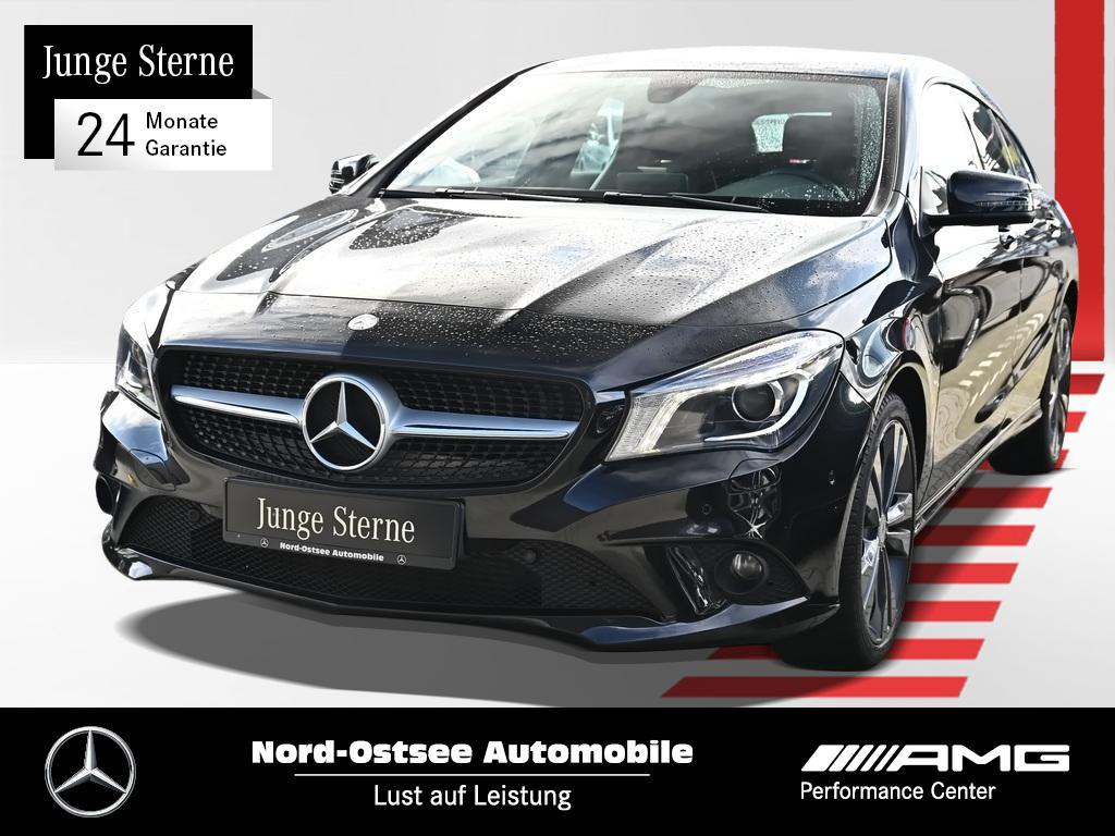 Mercedes-Benz CLA 180 SB Urban Navi Bi-Xenon PDC Sitzheizung, Jahr 2016, Benzin