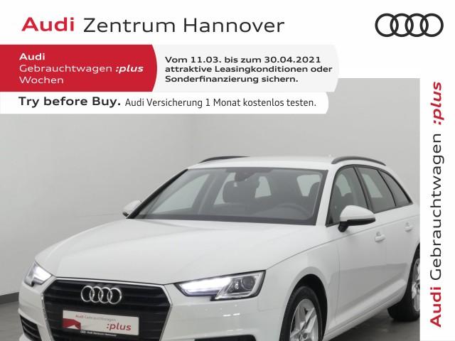 Audi A4 Avant 2.0 TFSI g-tron Xenon SHZ Klimaaut. PDC, Jahr 2017, Gas