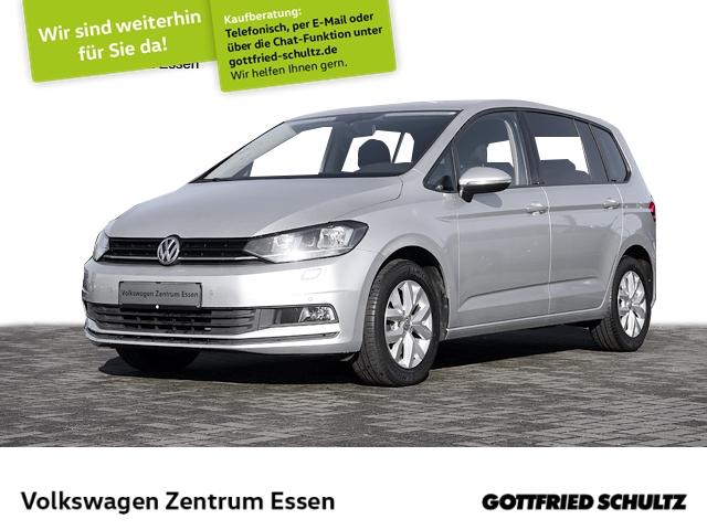 Volkswagen Touran Trendline 1,6 TDI NAVI PDC SHZ ALU16, Jahr 2017, Diesel