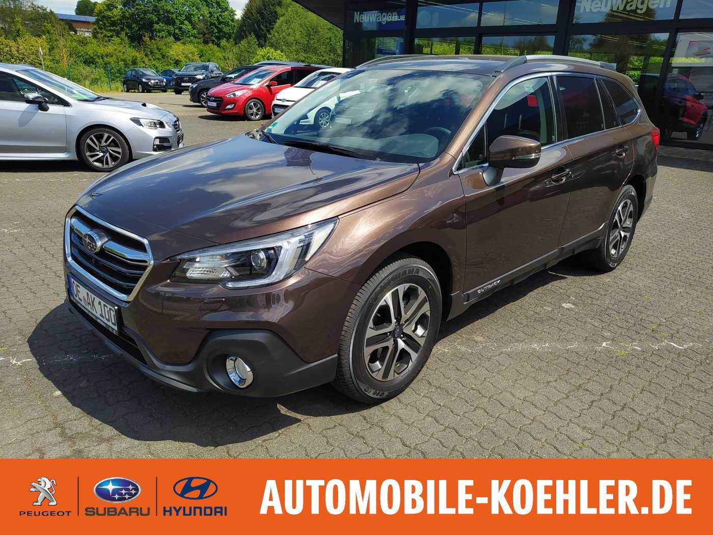 Subaru Outback 2.5i Lineartronic Active, Jahr 2020, Benzin