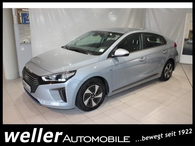 Hyundai IONIQ HYBRID STYLE Navi Xenon Parksensoren Sitzheizung, Jahr 2017, Hybrid
