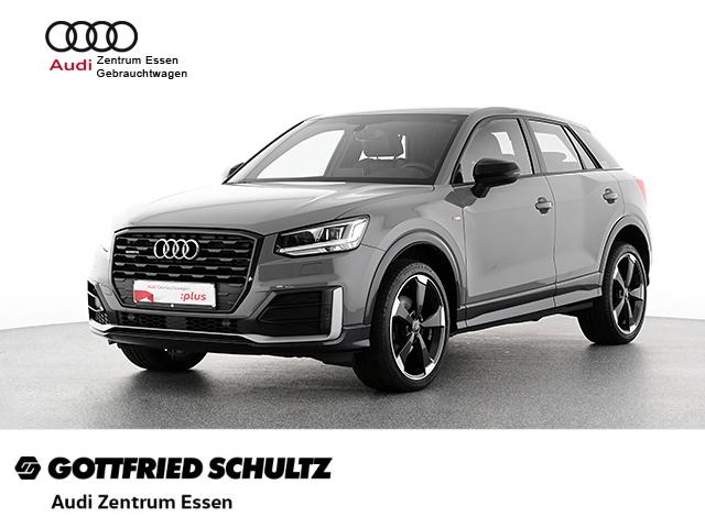 Audi Q2 design 2.0 TFSI S-TRONIC LED NAV PLUS PDC VO HI MUFU FSE, Jahr 2018, Benzin