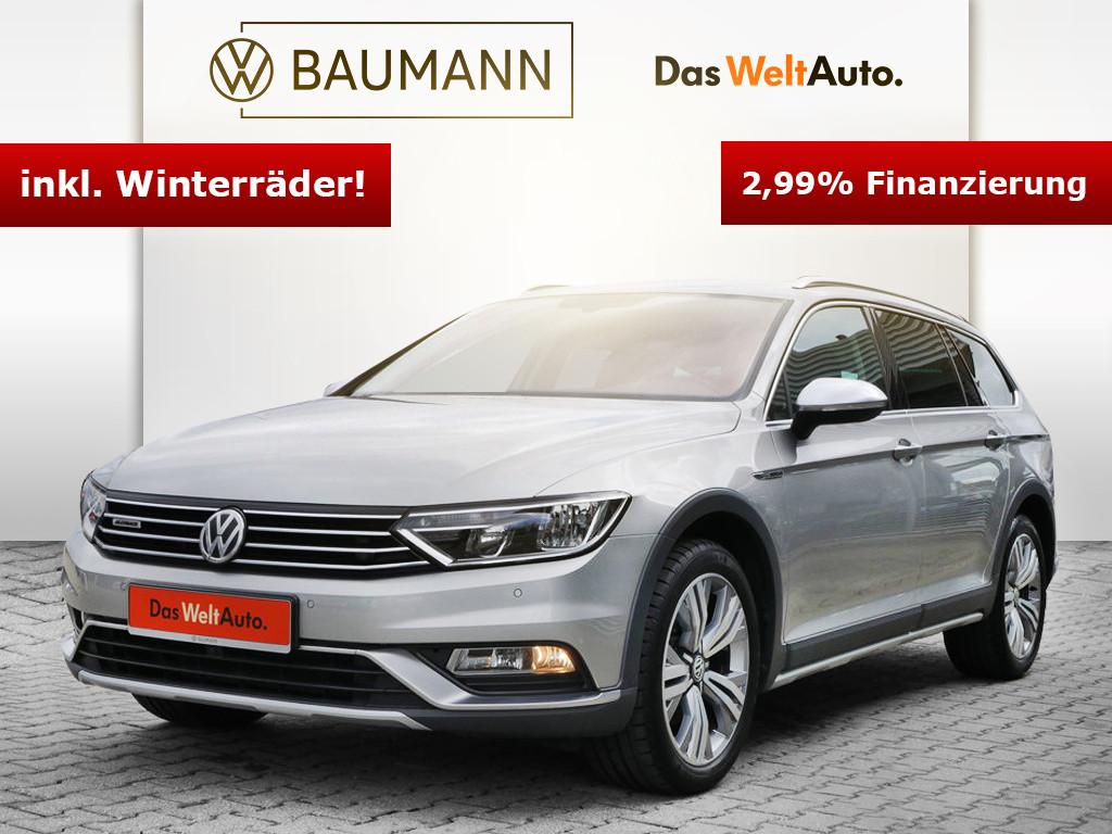 Volkswagen Passat Alltrack 2.0 TDI BMT 4MOTION, Jahr 2016, Diesel
