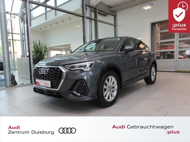 Audi Q3 Sportback 35 TFSI Virtual cockpit Navi Plus, Jahr 2019, Benzin