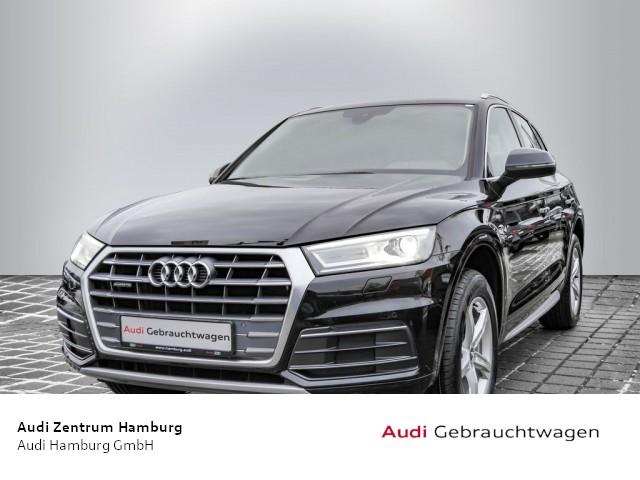 Audi Q5 2,0 TDI sport quattro S tronic AHK SITZHEIZ AMBIENTE, Jahr 2017, Diesel