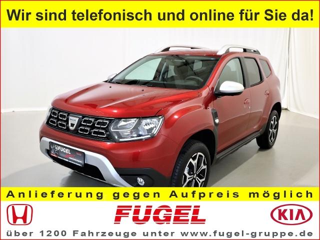 Dacia Duster TCE 100 Prestige 360°Kamera|Navi|Keyless, Jahr 2020, Benzin