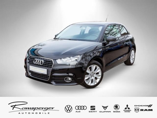 Audi A1 1.2 TFSI Ambition Navi Klima PDC, Jahr 2012, Benzin