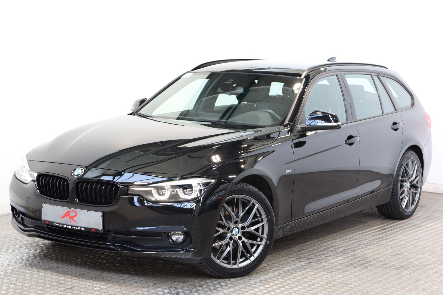 BMW 320 d T M SPORT NAVIPROF,HEADUP,KEYLESS,HIFI,LED, Jahr 2017, Diesel