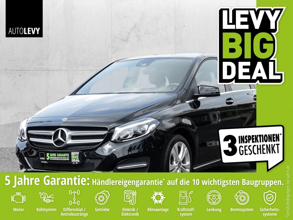 Mercedes-Benz B 200 PEAK Edition *Tempomat*Navi*Sitzheizung*, Jahr 2018, Benzin