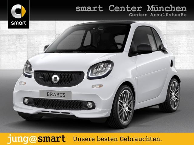 smart fortwo coupé 80kW BRABUS Xclusive tailor made, Jahr 2018, Benzin