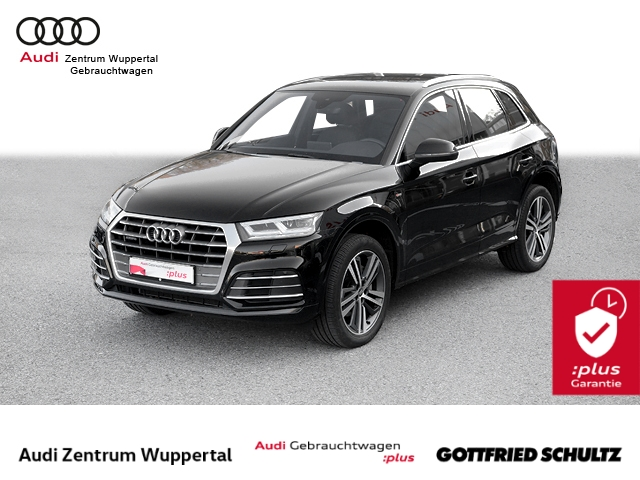 Audi Q5 2.0TDI quatt LED VIRTUAL 2X S-LINE GRA NAV SHZ Design, Jahr 2017, Diesel