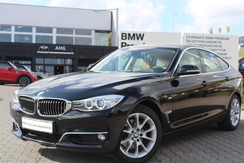 BMW 330d Gran Turismo xDrive Luxury Line Navi Prof., Jahr 2015, diesel