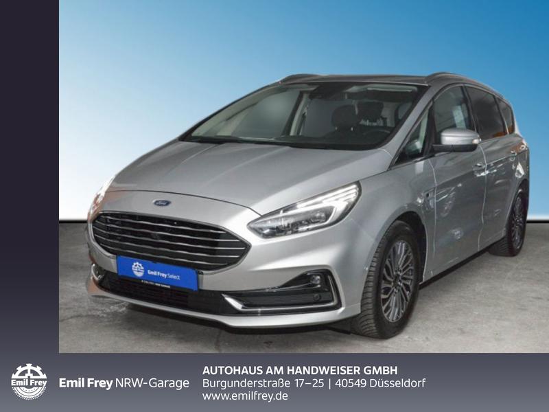 Ford S-Max 2.0 EcoBlue Aut. Titanium,Business III, NAVI,Ganzjahresreifen, Jahr 2019, Diesel