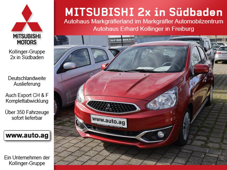 Mitsubishi Space Star DIAMANT EDITION, Jahr 2017, Benzin
